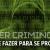 O cibercrime está mais activo do que nunca. O que vai fazer em relação a isso?