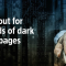 Blackout for thousands of dark web pages