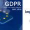 GDPR Implementation Slow but Improving