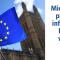 Microsoft alerta para ataques informáticos na Europa em véspera de eleições
