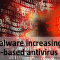 Evasive malware increasing, evading signature-based antivirus solutions