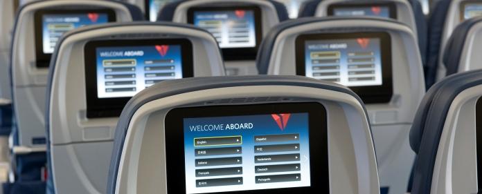Hacking Sistemas Entretenimento de Avião