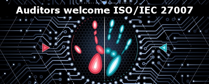 welcome ISO/IEC 27007