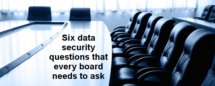 data security questions