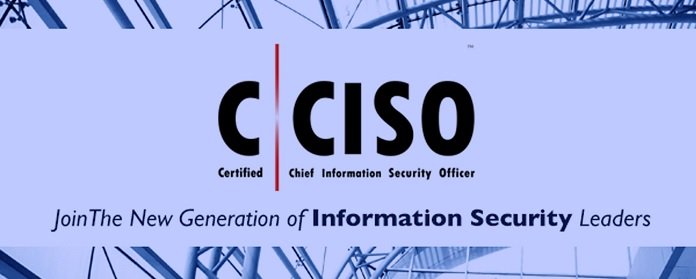The Certified Chief Information Security Officer (CCISO) program