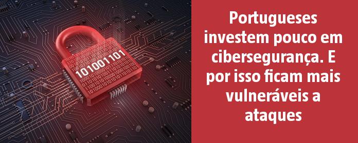 Portugueses investem pouco em cibersegurança. E por isso ficam mais vulneráveis a ataques