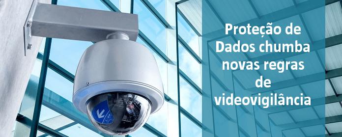 Proteção de Dados chumba novas regras de videovigilância