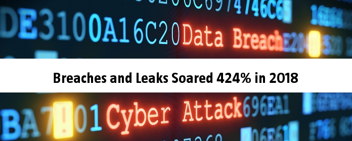 Breaches and Leaks Soared 424% in 2018