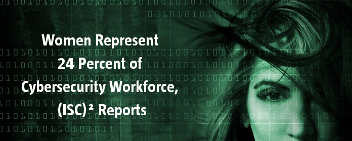 Women Represent 24 Percent of Cybersecurity Workforce, (ISC)² Reports