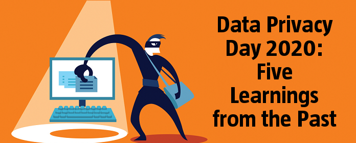 Data Privacy Day 2020: Five Learnings from the Past